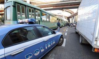roma ispezioni razziste bus