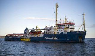 sea watch catania