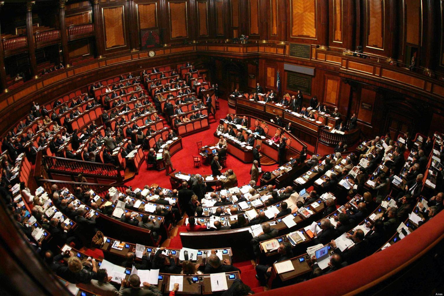 Approvato al Senato ddl su taglio numeri parlamentari - Politica Roma