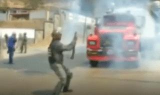 venezuela scontri confine brasile