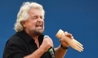 Beppe Grillo autismo