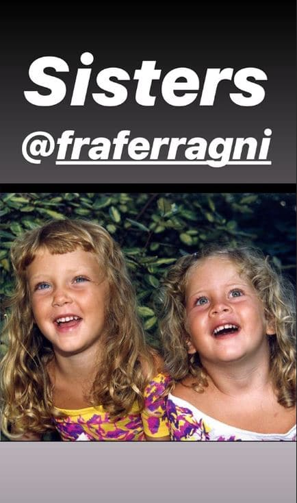 Chiara Ferragni foto adolescente