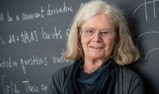 Karen Uhlenbeck nobel matematica