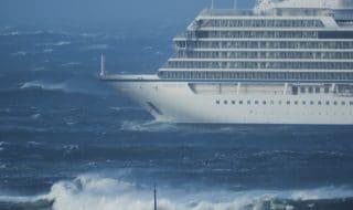 Norvegia nave crociera evacuazione