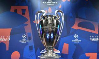 Sorteggio quarti champions league streaming