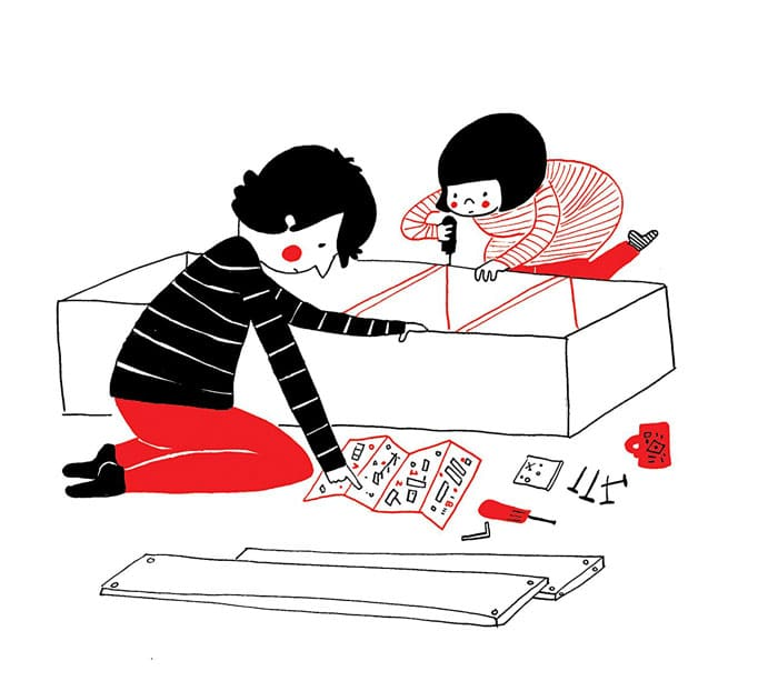 amore illustrazioni