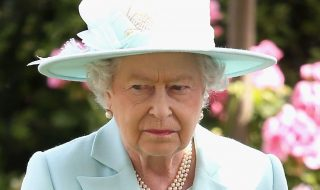 regina elisabetta divieto morte