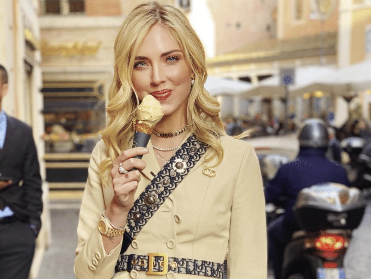 moderno ed elegante nella moda famoso marchio di stilisti davvero economico Milano Fashion Week, i post di Ferragni sono stati un aiuto ...