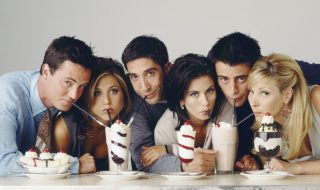 Friendsfest 25 anni di Friends