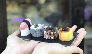 Gelato-sushi conquista New York