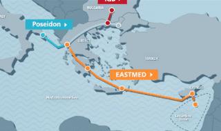 governo blocca gasdotto poseidon