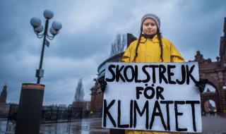 Greta Thunberg donna dell'anno