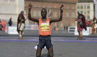 maratona roma 2019