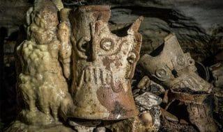 maya scoperta grotta messico