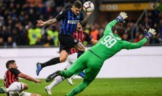Milan Inter diretta