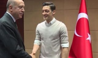 ozil erdogan testimone di nozze