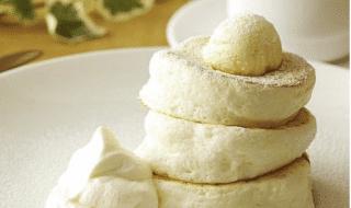 pancakes giapponesi