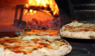 pizza cibo felicità