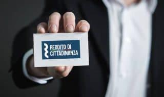 reddito di cittadinanza card