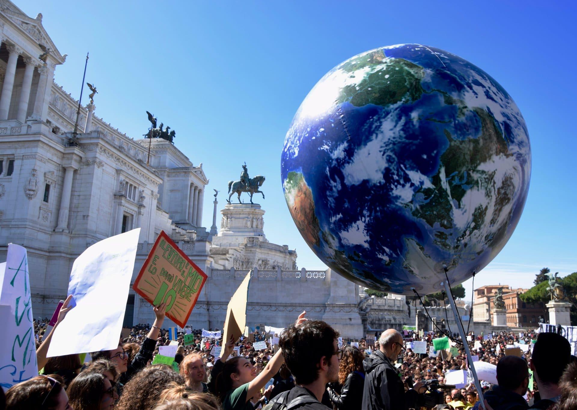 marcia clima italia