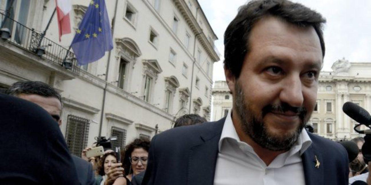 Matteo Salvini Nuovo Amore