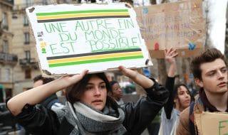 sciopero clima attivisti