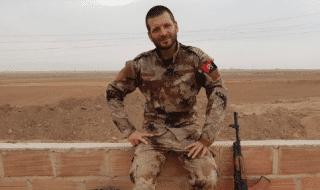 siria morto combattente italiano