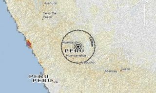 terremoto perù 1 marzo 2019
