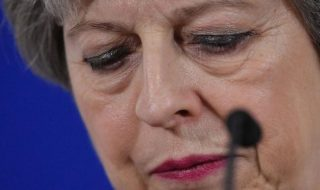theresa may annuncia dimissioni