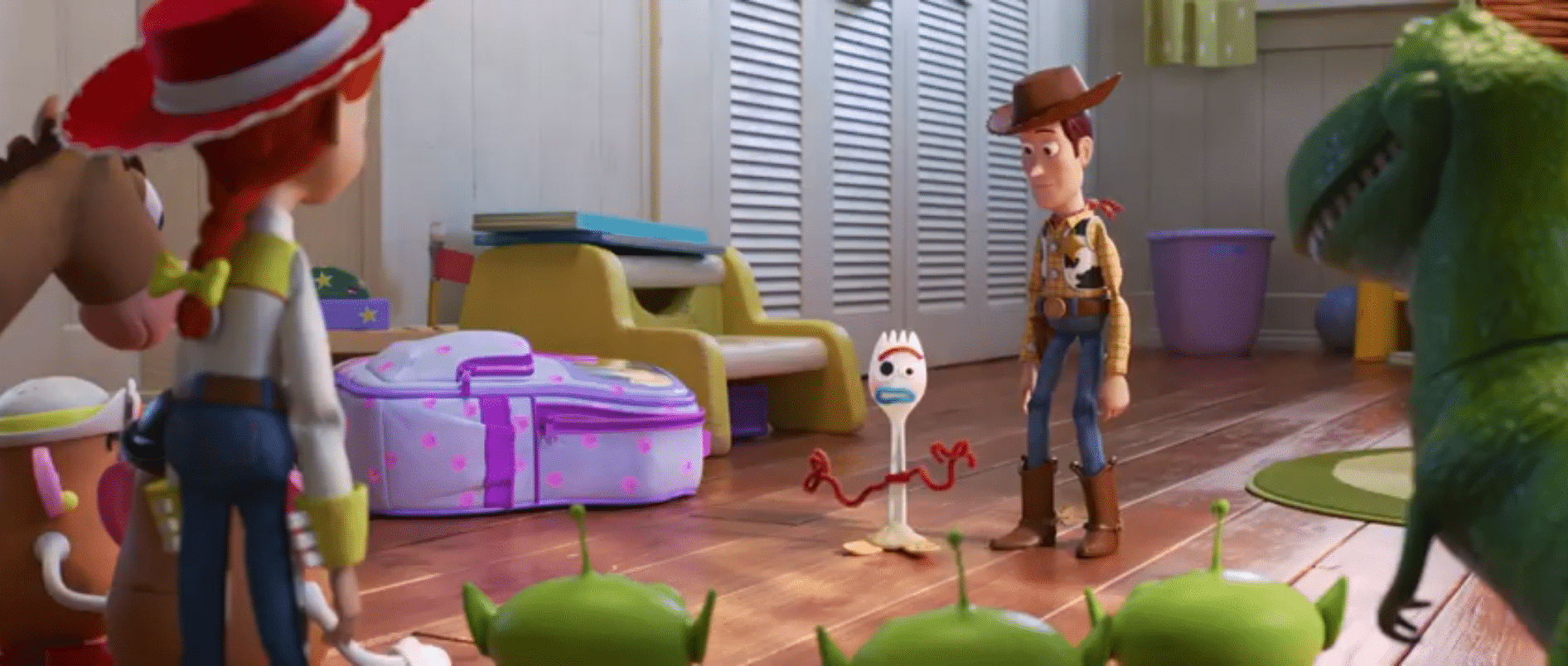 toy story 4 trailer ufficiale