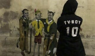 tvboy conte salvini di maio pinocchio_