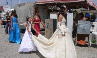 matrimonio nomadi sparatoria
