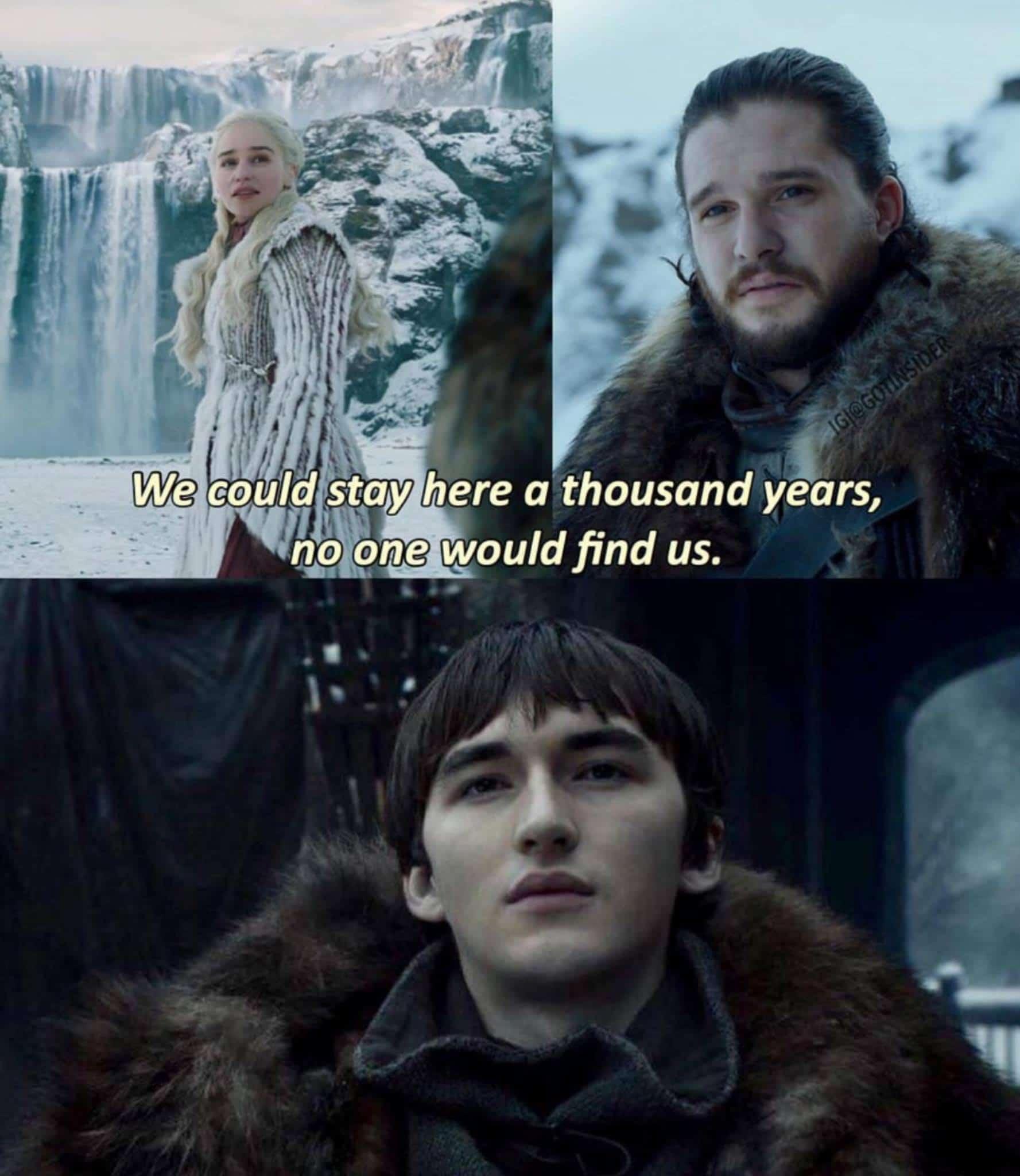 Jon e Dany