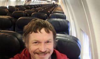 aereo da solo