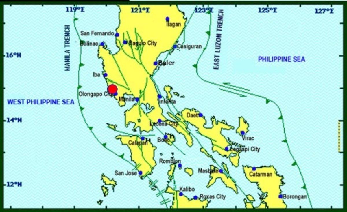 Scossa di terremoto nel centro delle Filippine: crollano 2 palazzi, 5 morti