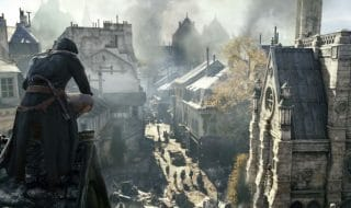 Notre-Dame Assasin's Creed