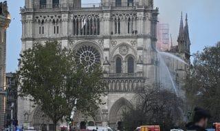Notre Dame canadair