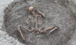 scheletri sacrifici umani