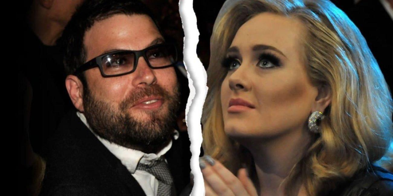 Adele annuncia la separazione dal marito