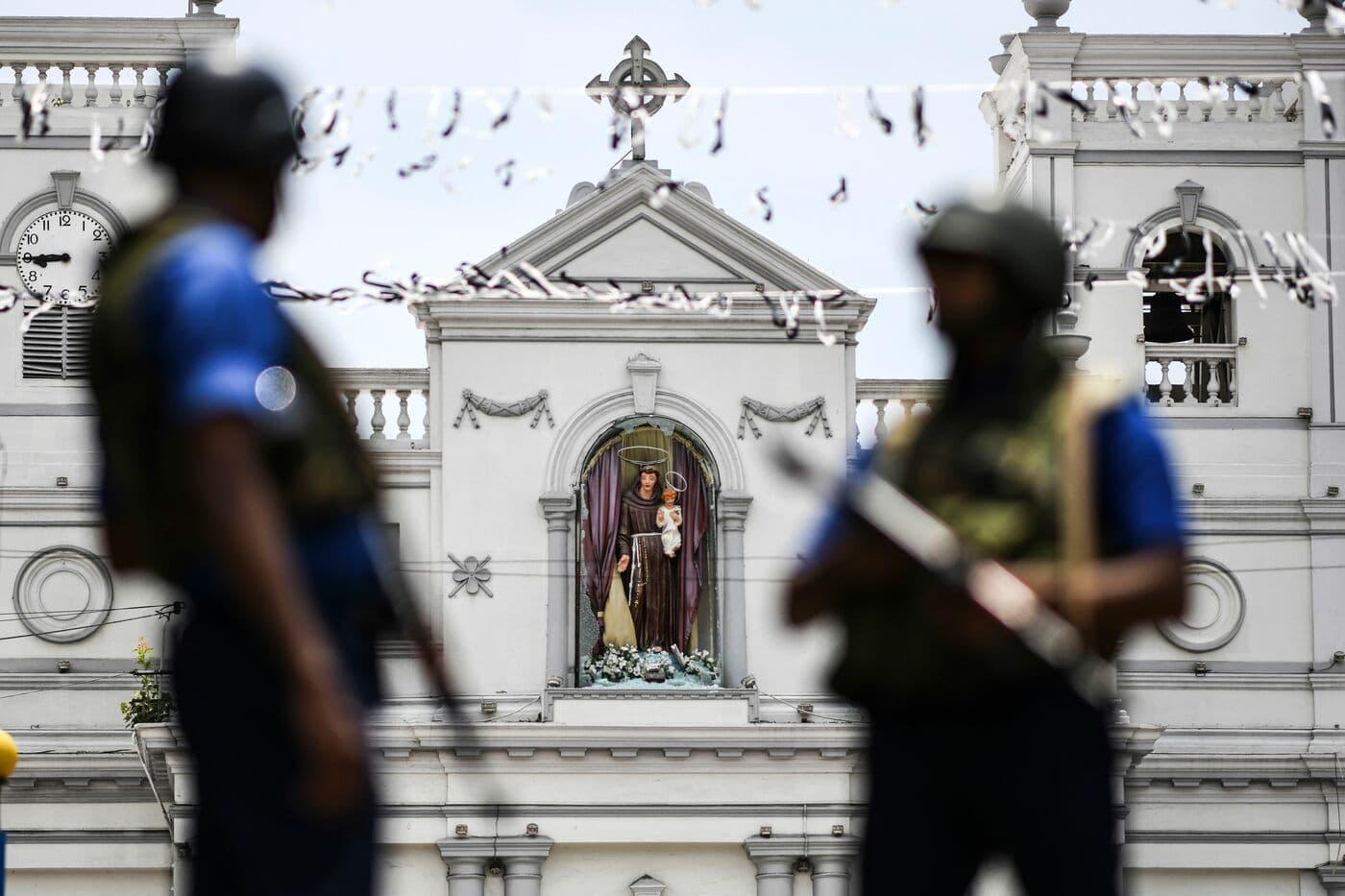 Sri Lanka, il bilancio degli attacchi rivisto al ribasso: 253 vittime