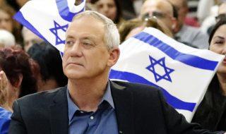 benny gantz elezioni israele