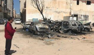 caos libia