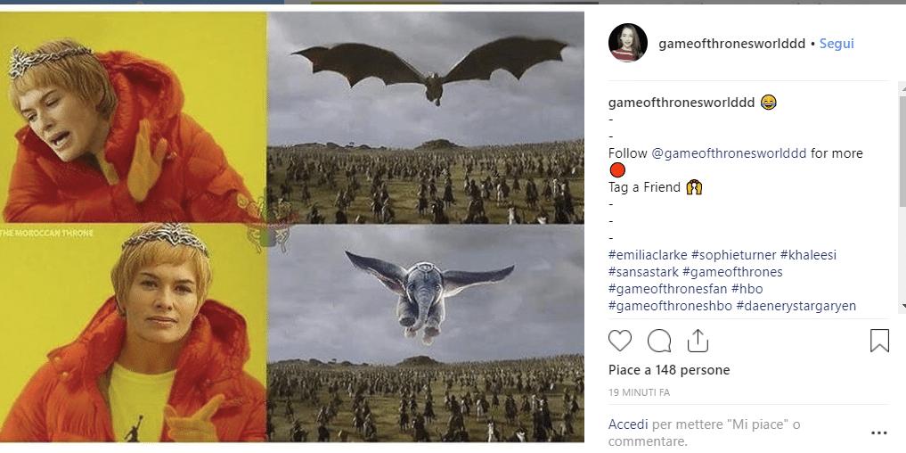 No ai draghi, sì agli elefanti