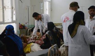 colera yemen msf
