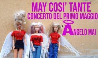 concertone alternativo donne primo maggio roma