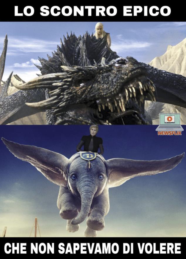 daenerys vs cersei