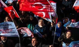 elezioni amministrative turchia