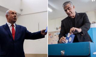 elezioni israele netanyahu gantz