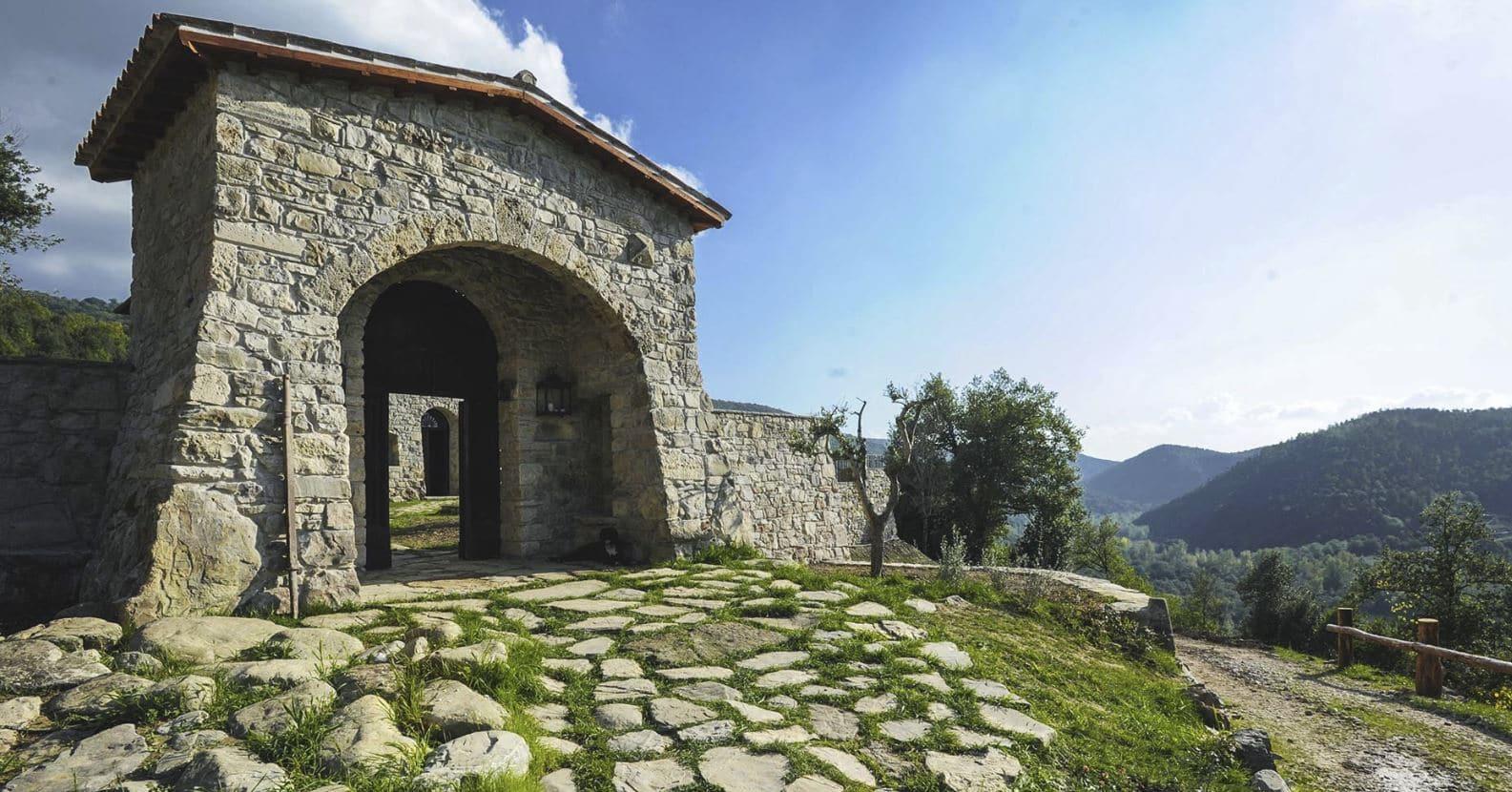 eremito hotel monastero