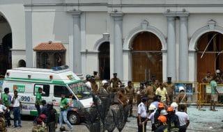 esplosioni in sri lanka chiese